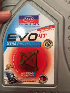 dana-4t-evo-motorcycle-engine-oil-sae-10w40-jaso-ma2-api-sn-engine-oil-fully-synthetic-uae-dubai
