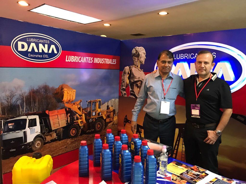 dr-dana-with-mr-byron-at-guatemala-exhibition-for-dana-lubricants-factory-llc-uae-dubai