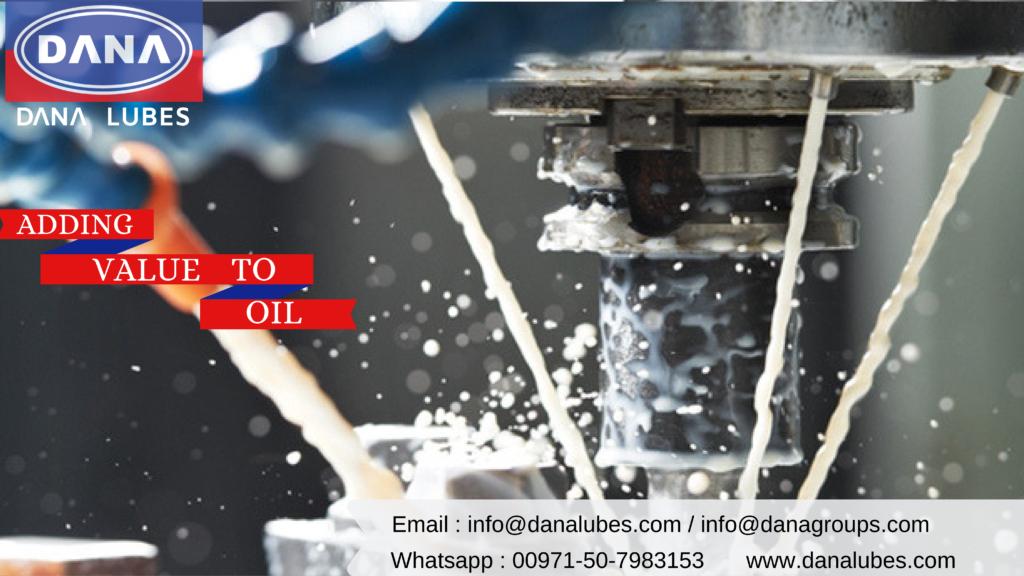 water miscible or water based fluids