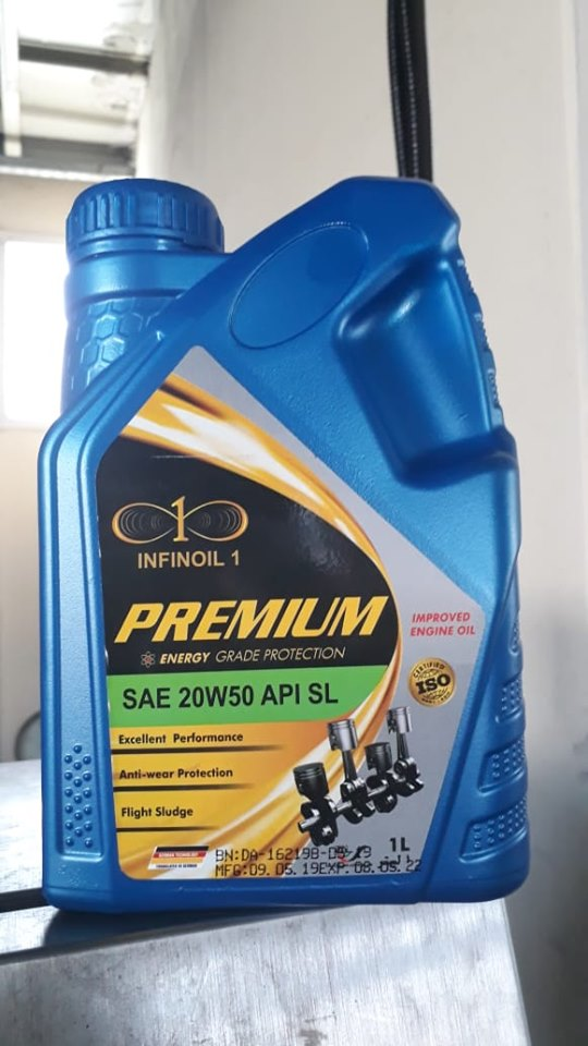 1 ltr Plastic Can Lubricant Blending Filling Services in Dubai UAE